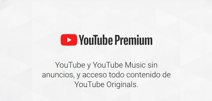 dar de baja youtube premium