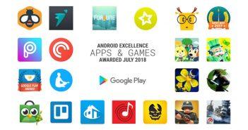 mejores apps de julio 2018
