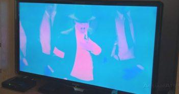 cambio de color en las TV Box