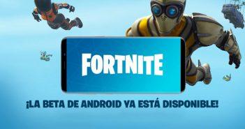 fortnite beta para android