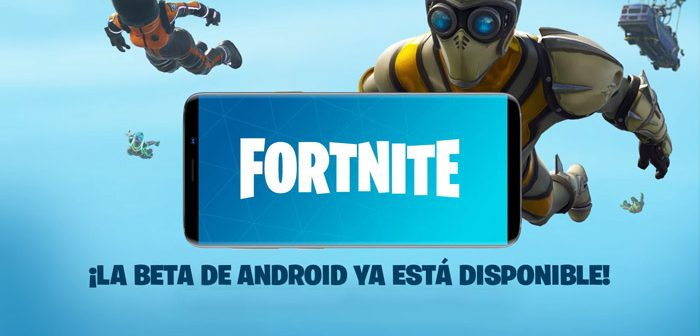 fortnite beta para android