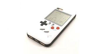 funda de iphone con una game boy