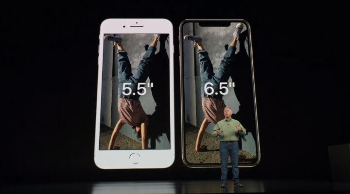 el iphone xs max se esta vendiendo mas