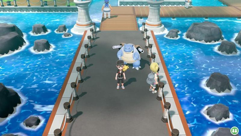 curiosidades de Pokémon Let's GO