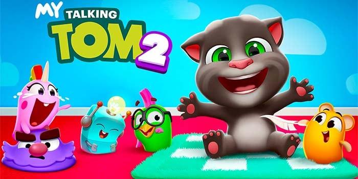 juegos del gato tom gratis para descargar