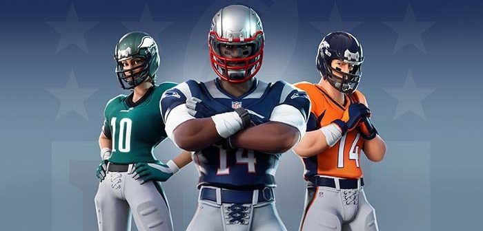 skins de nfl fortnite
