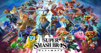 comprar Super Smash Bros Ultimate más barato