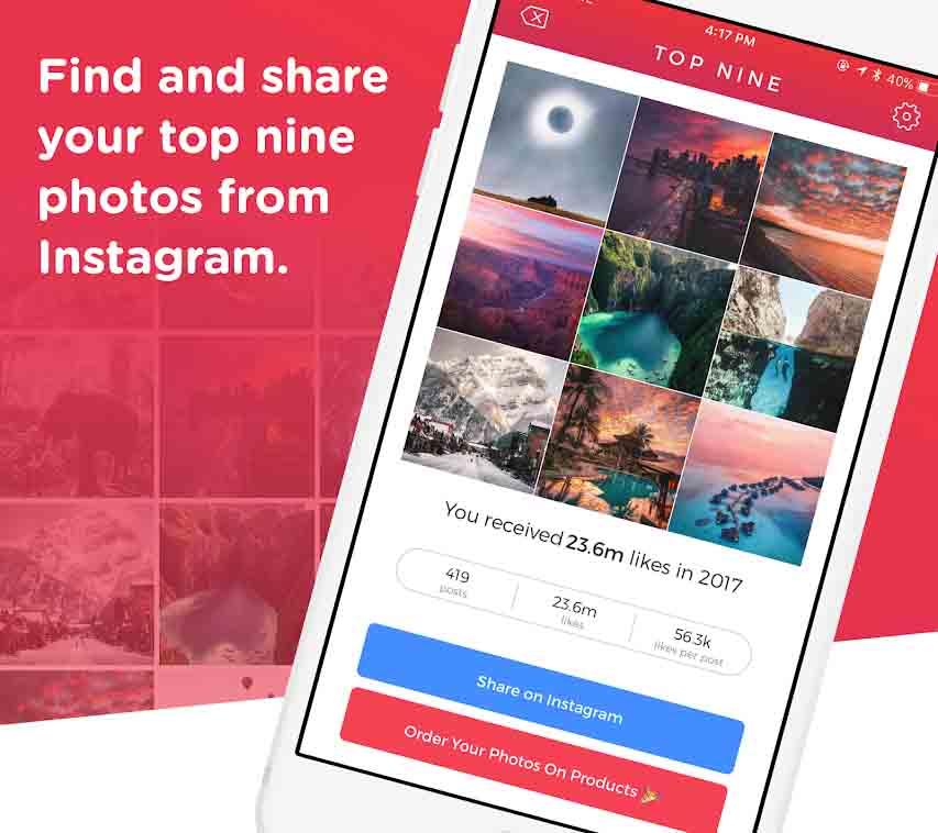 top 2019 instagram