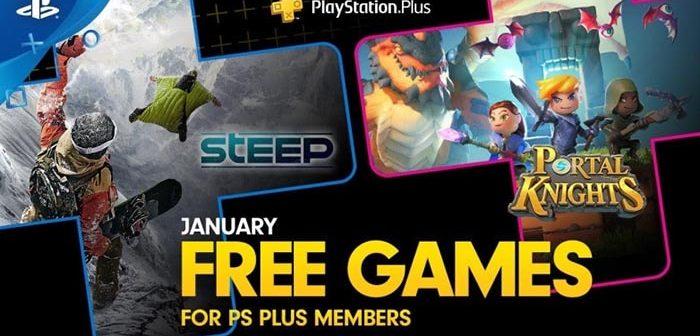 uegos gratis de psplus de enero