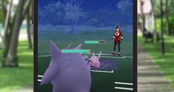 Combates de Entrenador de Pokémon GO