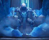 ¿Qué es la misteriosa bola de hielo que hay en el cielo de Fortnite?