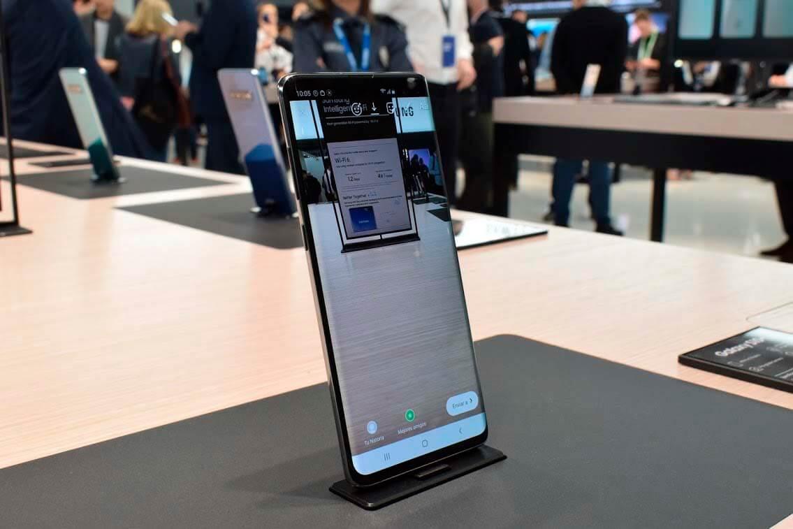 Samsung renueva su gama media con el lanzamiento del Galaxy A50