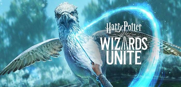 detalles de harry potter wizards unite