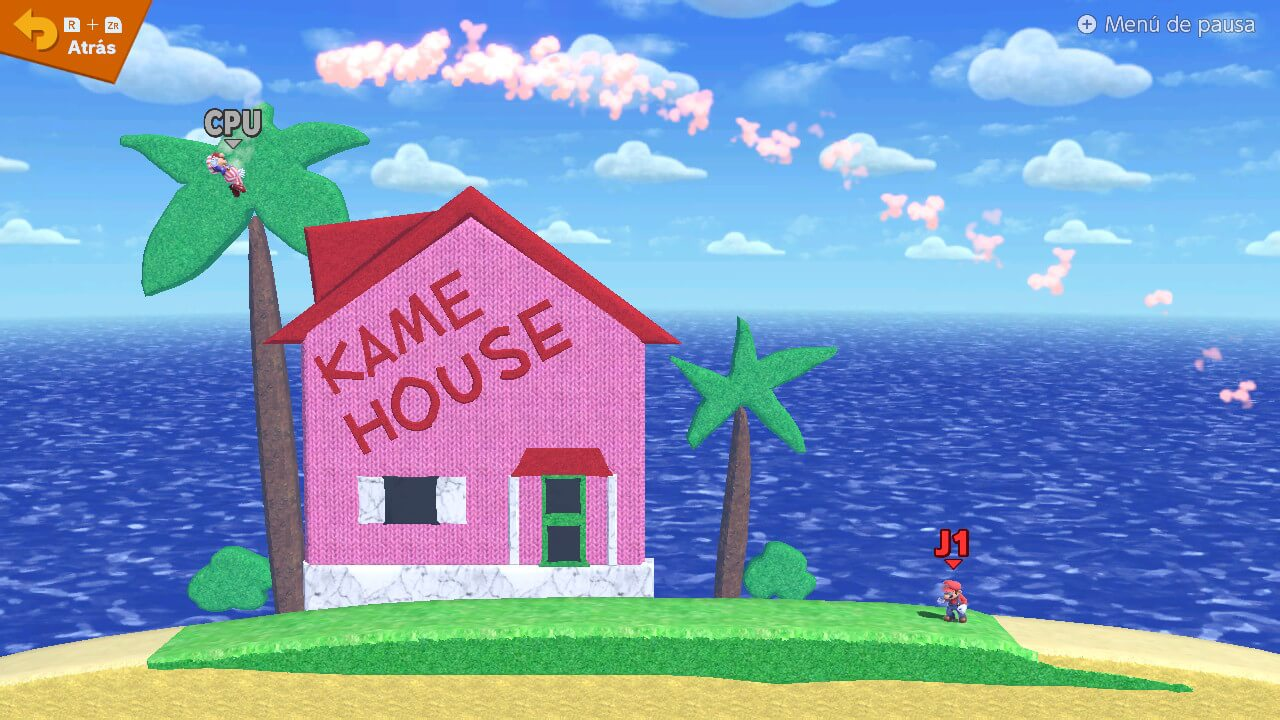 mejores escenarios de Super Smash Bros. Ultimate