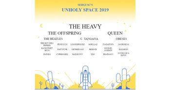 cartel de festival personalizado