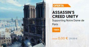 descargar gratis assassin's creed unity