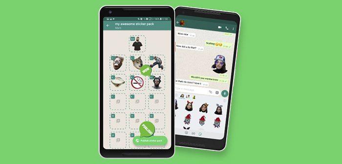 Descargar Sticker Maker, la app para crear tus propios stickers de