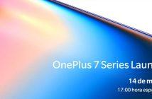 presentación del oneplus 7