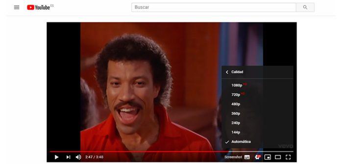 videoclips antiguos en HD