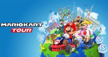 preinscríbete en Mario Kart Tour