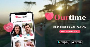descargar ourtime app mayores 50