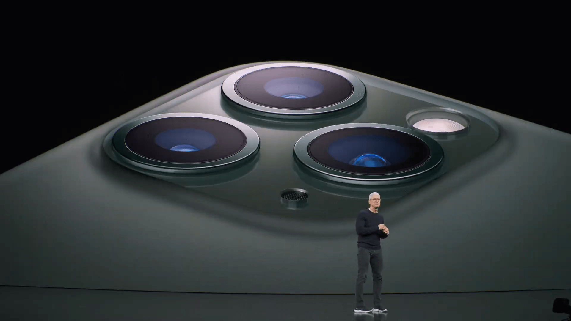 novedades del iPhone 11 pro