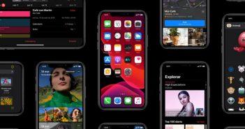 modo oscuro en el iphone