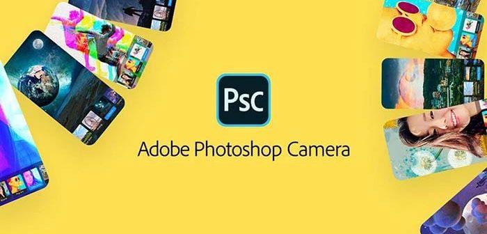 descargar photoshop camera
