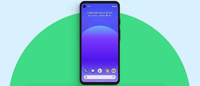 novedades android 11