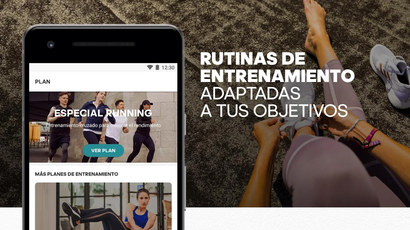 adidas training runtastic