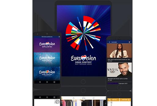 rtve eurovision app
