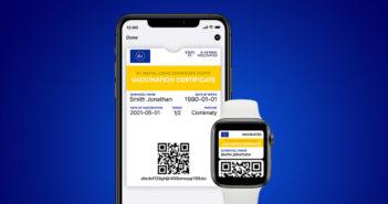 pasaporte certificado covid wallet