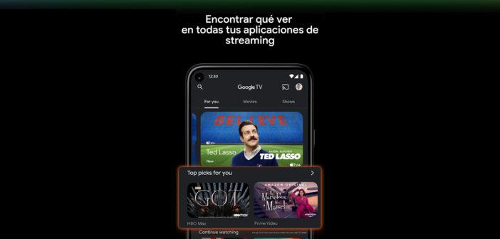 Descargar Google TV, todas tus suscripciones en una sola app